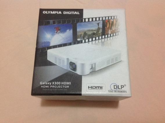 Projetor Olympia Galaxy X300