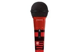 Microfone Do Flamengo Waldman