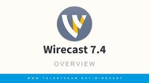 Wirecast Pro 7.4 Mac
