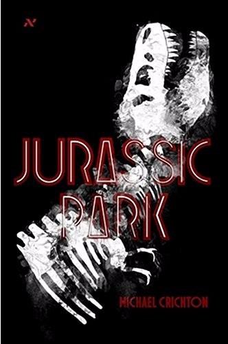 Jurassic Park Livro Michael Crichton Frete 12