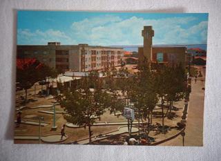 Cartão Postal Capão Da Canoa Rio Grande Do Sul Praça Andira