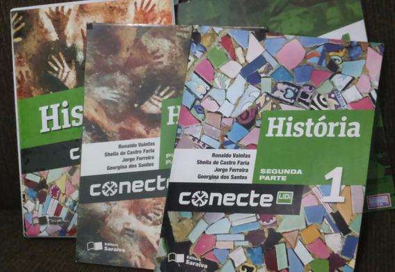 Livro Conecte História 1
