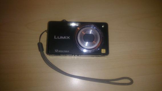 Camara Panasonic Lumix Dmc-fh1 Para Repuestos O A Reparar!!