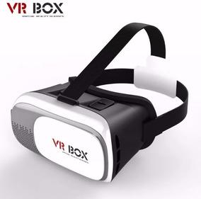 Óculos Cardboard 3d Realidade Virtual Vr Box 2016