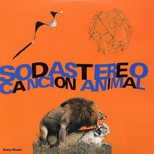 Soda Stereo - Cancion Animal - S