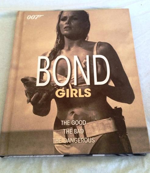 Livro Importado Bond Girls