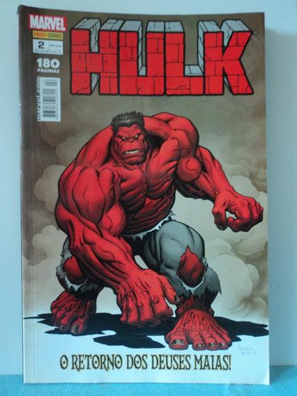 Hq-hulk Vermelho:marvel:vol.2-demolidor,dr.estranho:180 Pg