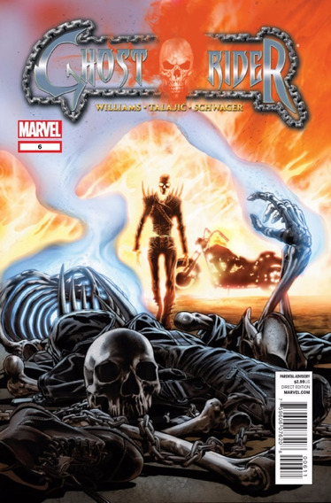 Marvel Ghost Rider - Volume 6