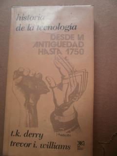 Historia De La Tecnologia Desde La Antiguedad Hasta 1750