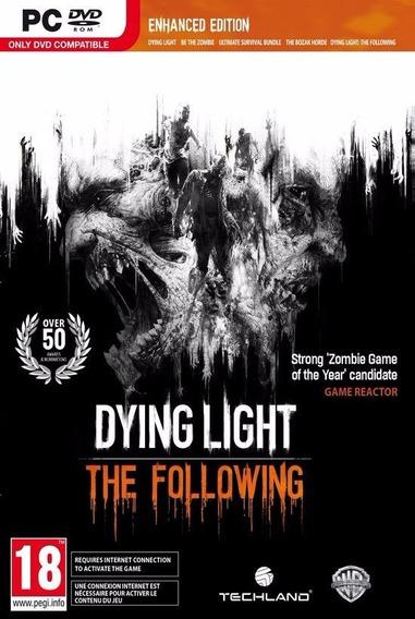 Dying Light Complete Edition Dublado ( Mídia Física ) Pc