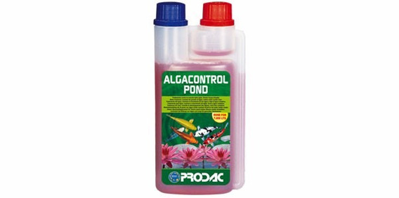 Suplemento Prodac Alga Control Pond 500ml