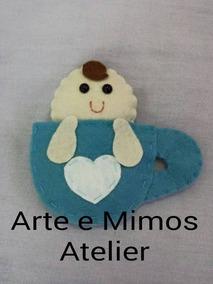 Lembrancinhas Para Cha De Bebe - Materninade - 10 Unidades