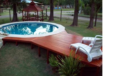 Ideal Casa Quinta A 80 Mts De La Laguna De Monte