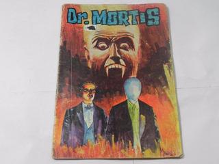 El Siniestro Doctor Mortis N 15 Comic Segunda Etapa
