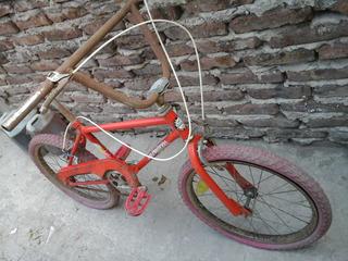 Bicicleta Rodado 20 Para Restaurar Leer Bien