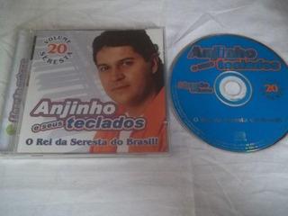 SERESTA DA TECLADOS ANJINHO BAIXAR CD MELHOR O DOS