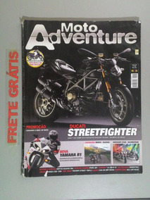 Revista Moto Adventure