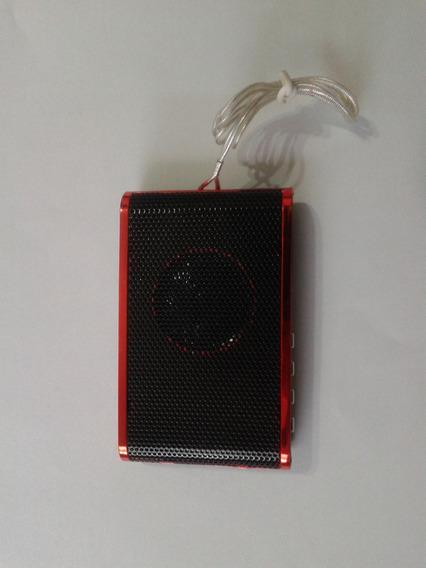 Mini Caixa De Som Mobile Speaker U-a8
