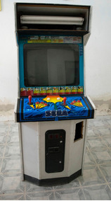 Arcade Sega Virtua Fighter 2 - Original