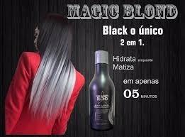 Máscara Matizadora Magic Blond 300ml