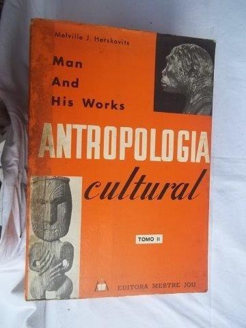 * Antropologia Cultural - Livro