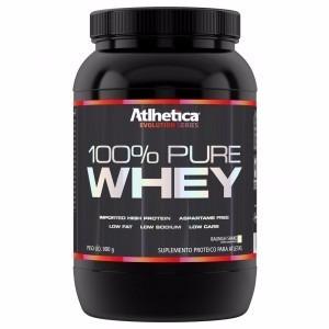 100% Pure Whey - Atlhetica 900g