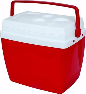 Caixa Térmica Mor 34 Litros - Vermelha