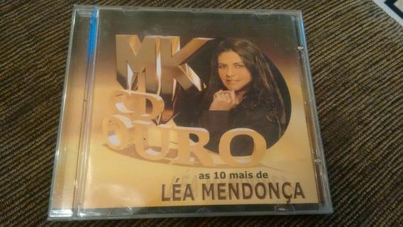 Cd Mk Ouro Léa Mendonça As 10 Mais.original.