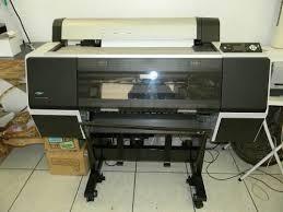 Impressora Plotter - Epson Stylus Pró 7700, Peças E Partes