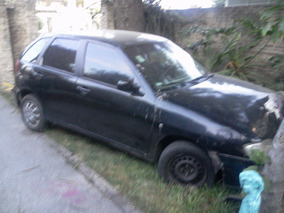 Seat Iviza 2003 1.9 Tdi Chocado, Baja Total