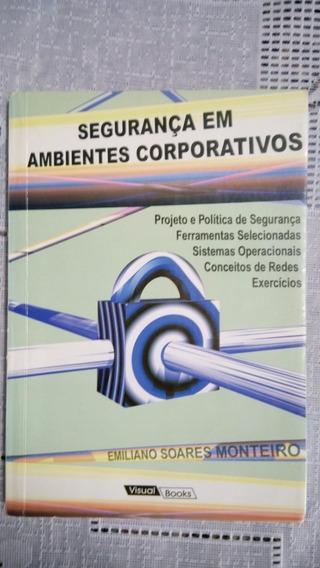 Livro Segurança Em Ambientes Corporativos