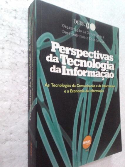 Livro Perspectivas Tecnologia Da Informação -senac São Paulo