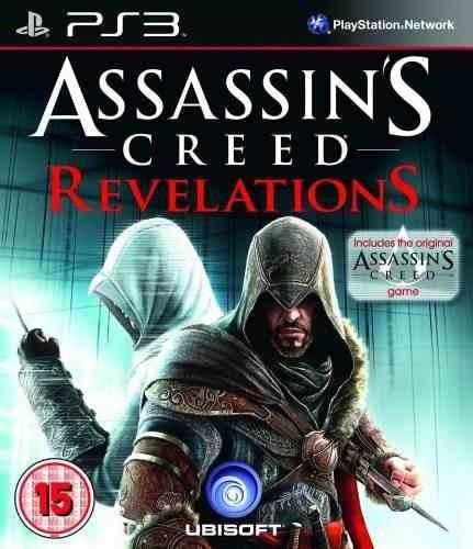 Assassins Creed Revelations Ps3 Código Psn.