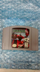 Cartucho De N64 Star Fox 64 Original