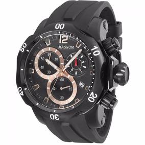 Promoção Relógio Magnum Chronograph Ma33755p