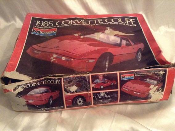 Kit Corvette 1985 Monogram 1/8