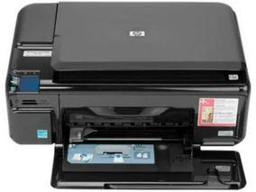 Vendo Impressora Hp Photosmart - C 4480 - All In One Series.