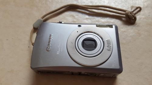 Canon Powershot Sd630 6 Mp Digital Cartão Sd 3x Optical Zoom
