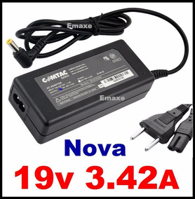 Fonte Carregador Do Notebook Itautec Infoway W7730 19v 3,42a