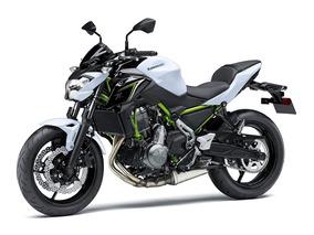 Moto Kawasaki Z 650