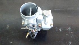 Carburador Jeep Willys 6cc Weber + Entrada De Combustivel