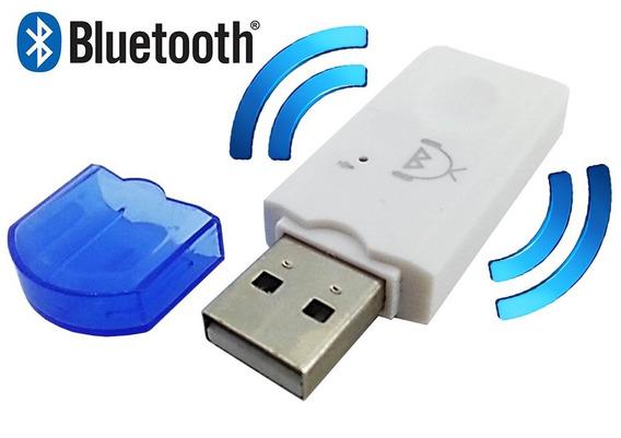 Transmissor Adaptador Receptor Bluetooth Usb Musica Carro