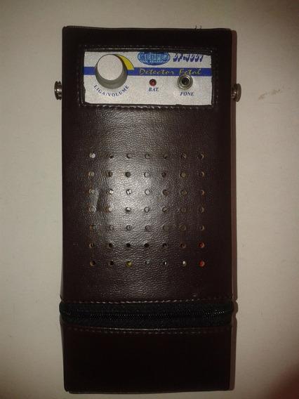 Detector Fetal Portatil Df-4001 Medpej