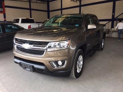 Chevrolet Colorado 4x4 2017, Nueva Sin Rodar,