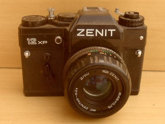 Maquina Fotográfica Zenit Antiga