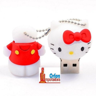 Memoria Usb 8gb Hello Kitty