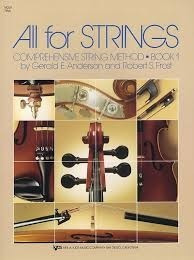 Metodo Para Viola All For Strings Vol 1