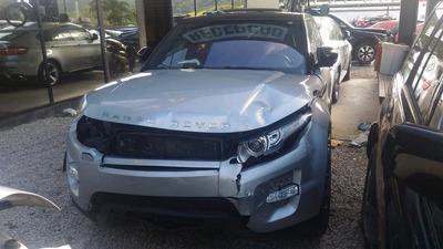 Sucata Range Rover Evoque 2012