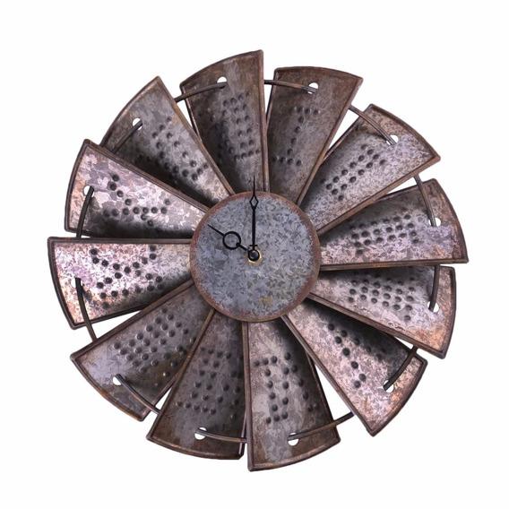 Reloj De Pared Ribbonwood Cuarzo Moderno Importado Madera
