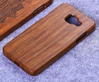 Case Capa Lumia 930 A7 2016 Z3 Metal Acrilic Ou Madeira